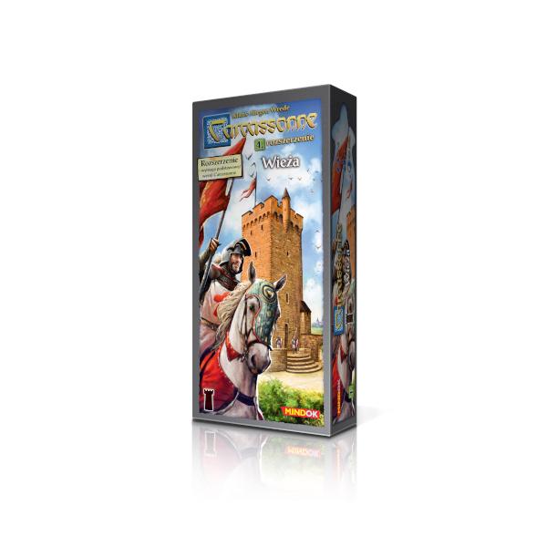 Carcassonne: Wieża