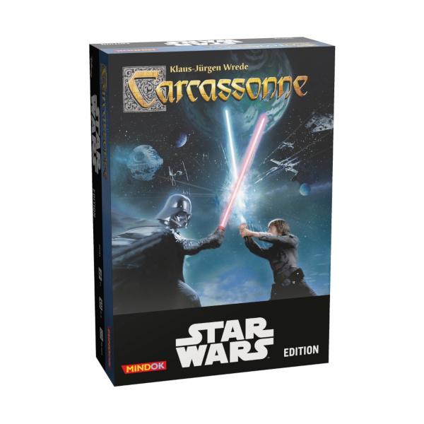 Carcassonne: Edycja Star Wars polska edycja