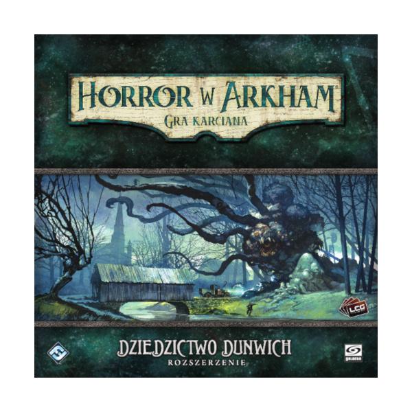 Horror w Arkham: Dziedzictwo Dunwich (gra karciana)