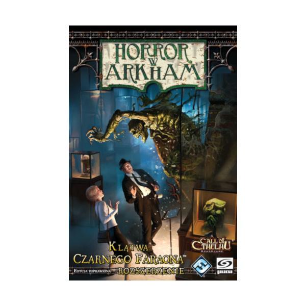 Horror w Arkham: Klątwa Czarnego Faraona edycja poprawiona