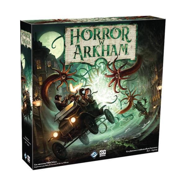 Horror w Arkham trzecia edycja