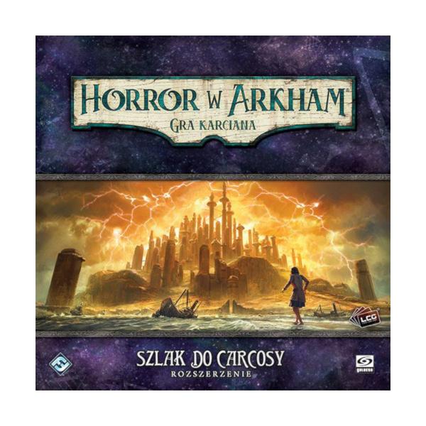 Horror w Arkham: Szlak do Carcosy (gra karciana)