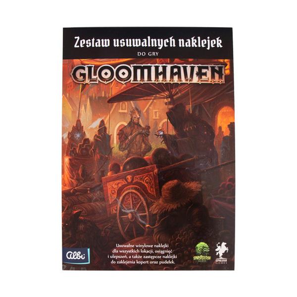 Gloomhaven - Naklejki