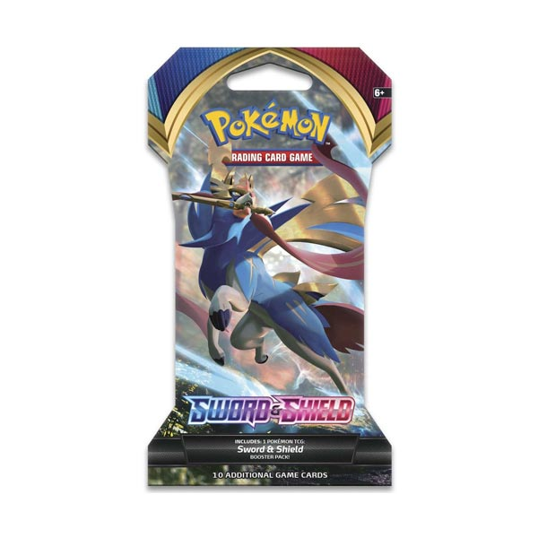 Pokemon TCG: Sword and Shield - Blister Booster