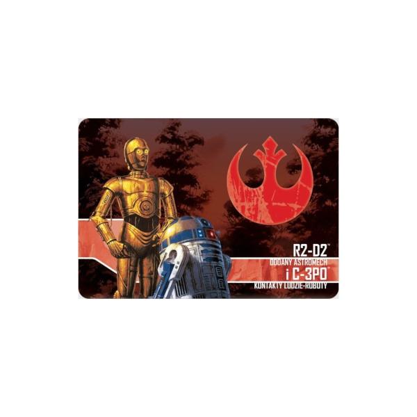 Star Wars: Imperium Atakuje - R2-D2 i C-3PO