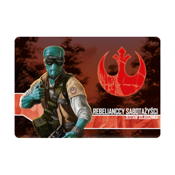 Star Wars: Imperium atakuje - Rebelianccy Sabotażyści