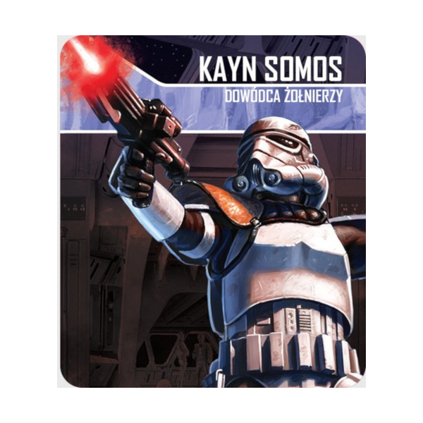 Star Wars: Imperium Atakuje - Kayn Somos