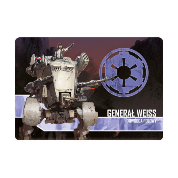 Star Wars: Imperium Atakuje - Generał Weiss