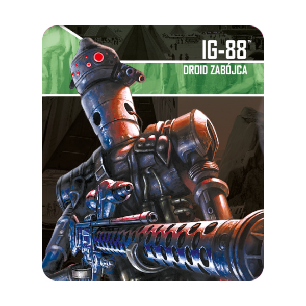 Star Wars: Imperium Atakuje - IG-88