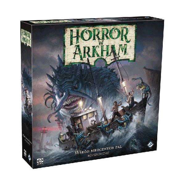 Horror w Arkham (3 edycja): Wśród mrocznych fal