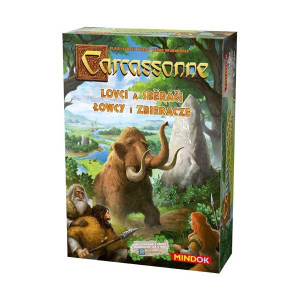 Carcassonne: Łowcy i zbieracze