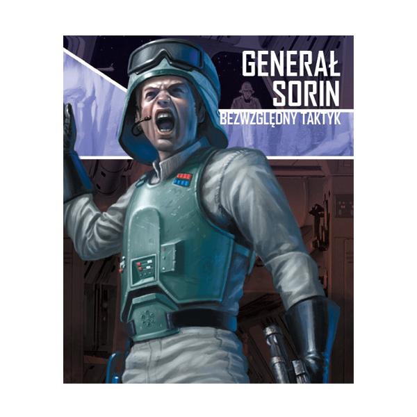 Star Wars: Imperium Atakuje - Generał Sorin