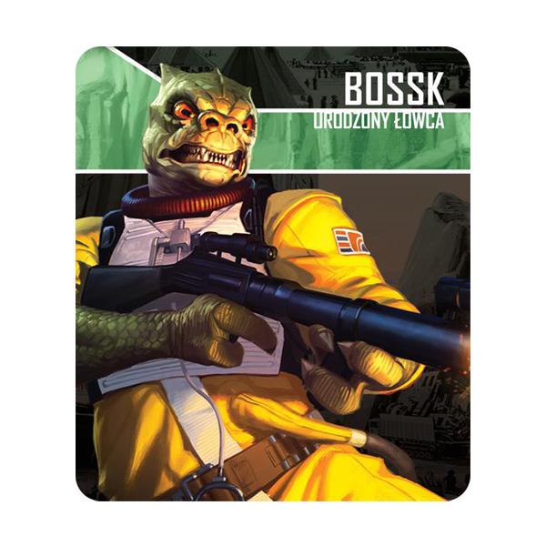 Star Wars: Imperium Atakuje - Bossk urodzony łowca
