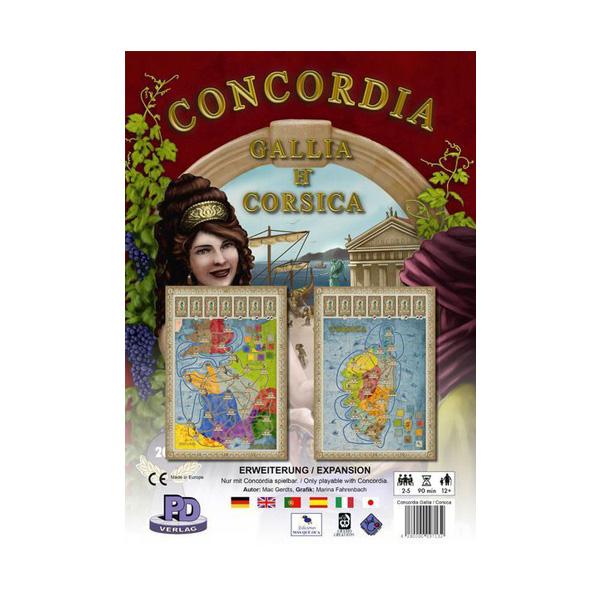 Concordia Galia / Korsyka